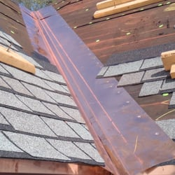 Photo of Bone Dry Roofing - Altoona FL United States. Custom Copper Flashing & Bone Dry Roofing - 20 Photos - Roofing - 42116 E Lakeview Dr ... memphite.com
