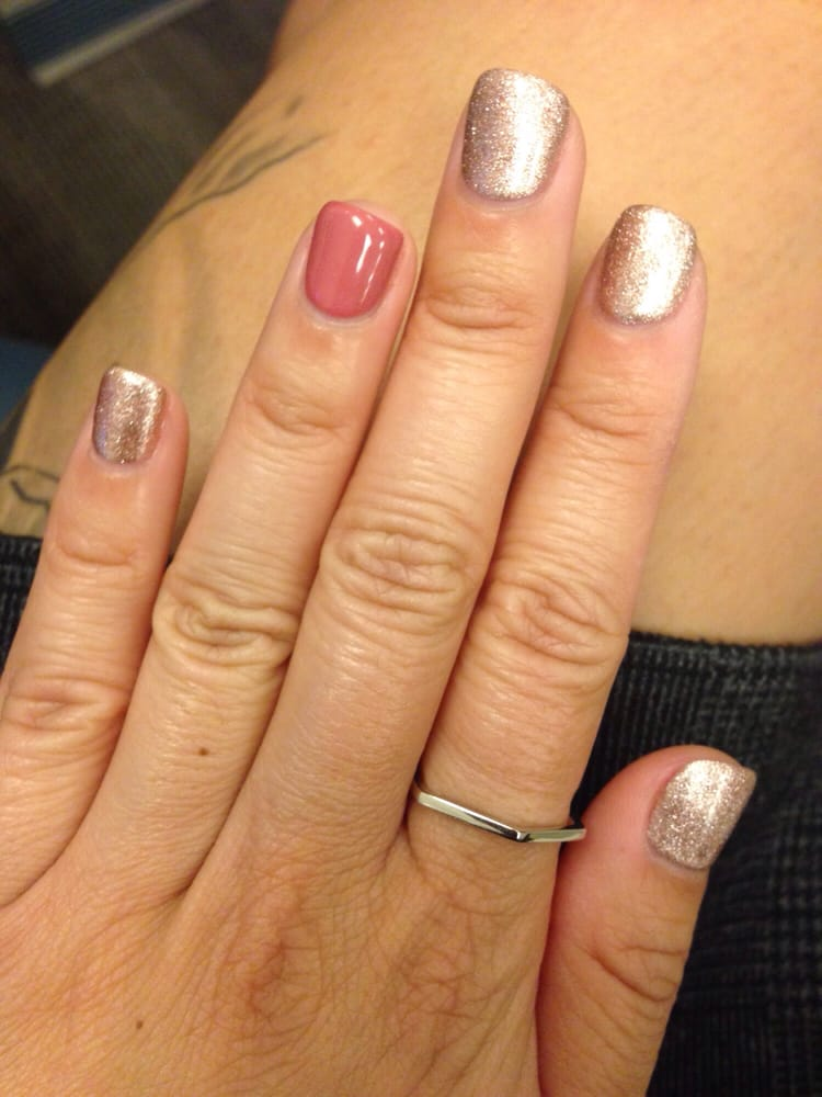 Photo Of Perfect Nails Spa Orange Ca United States Gel By