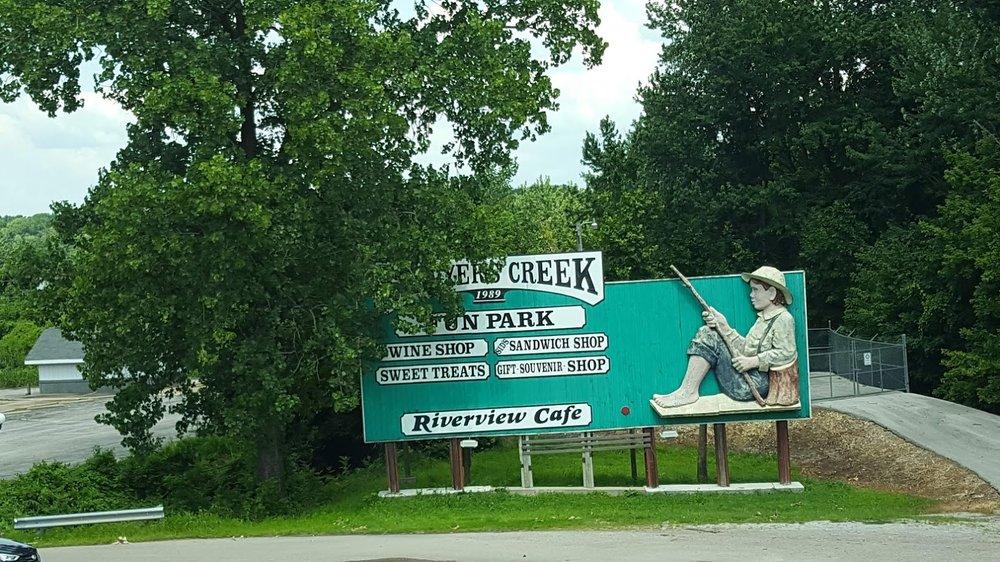 Sawyer's Creek Fun Park: 11011 MO-79, Hannibal, MO