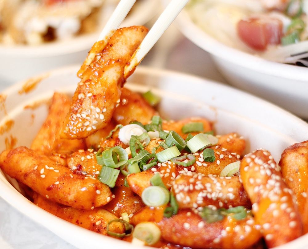 Saucy Asian
