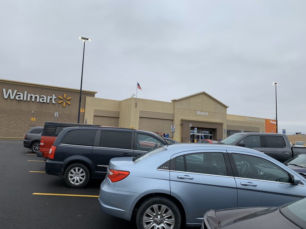 Walmart Supercenter: 301 Town Center Blvd, Van Wert, OH