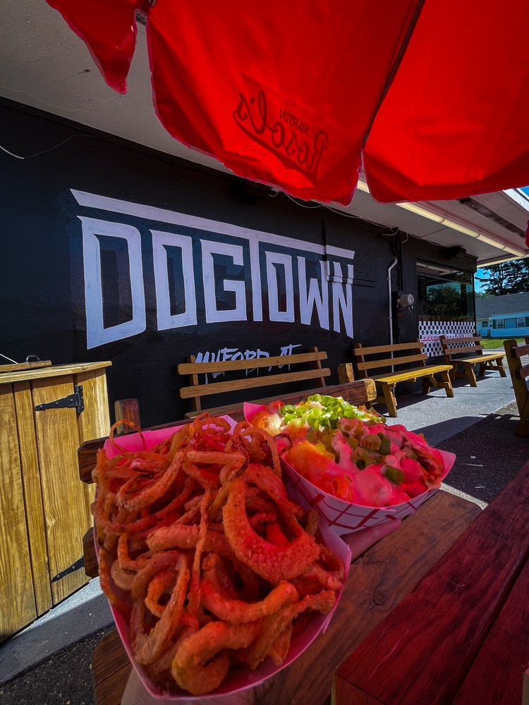 Food from Dogtown