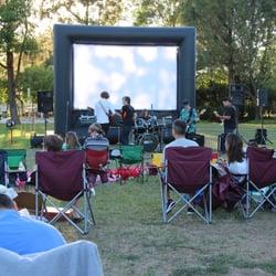 Photo Of Backyard Flicks Outdoor Cinema   San Jose, CA, United States