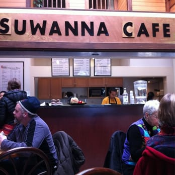 Suwanna Cafe Menu