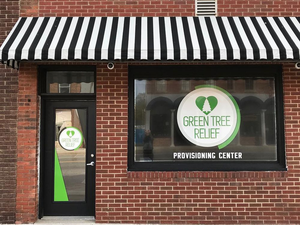 Green Tree Relief: 124 S Main St, Reading, MI