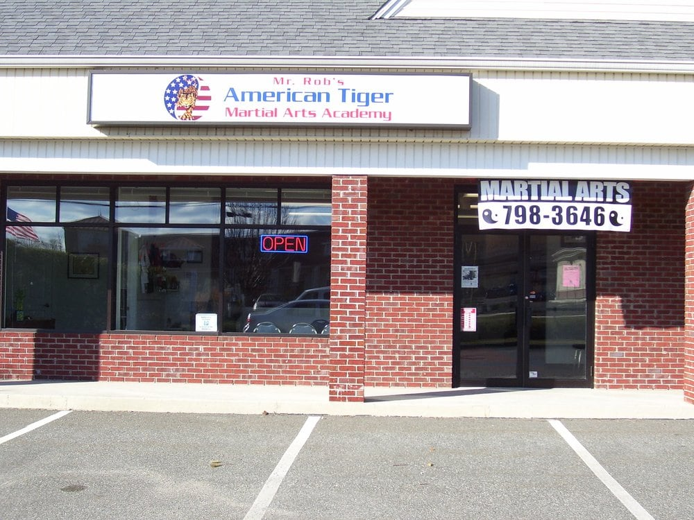 Mr. Rob's American Tiger Martial Arts Academy: 78 Stony Hill Rd, Bethel, CT