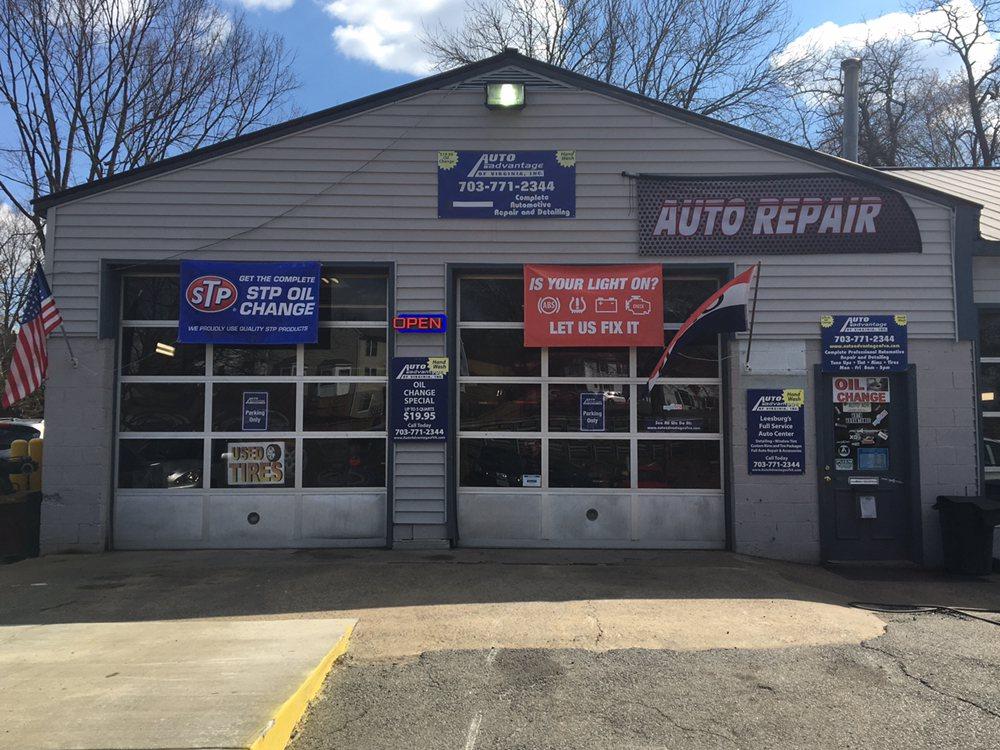 Auto Advantage of Va: 9A Davis Ave SW, Leesburg, VA