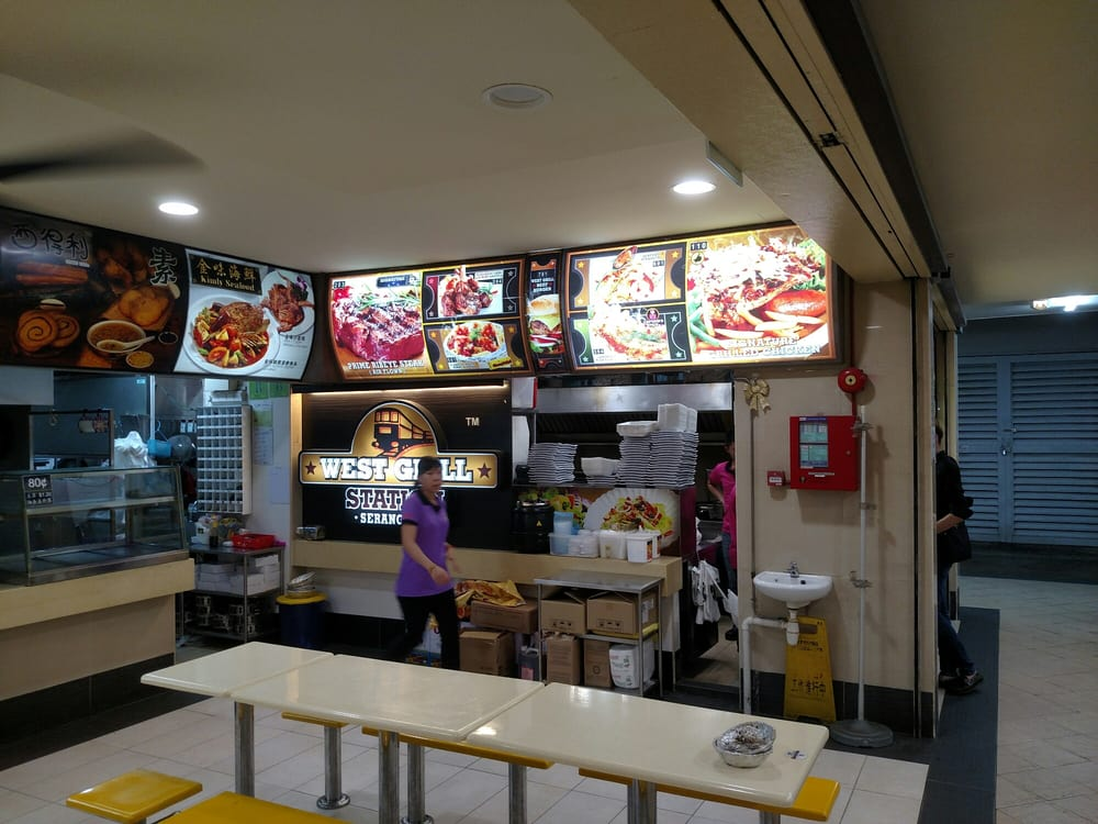 West Grill Station Singapore