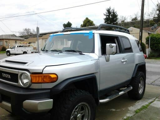 Photo Of Bay Areas Auto Gl Hayward Ca United States Fj Cruiser