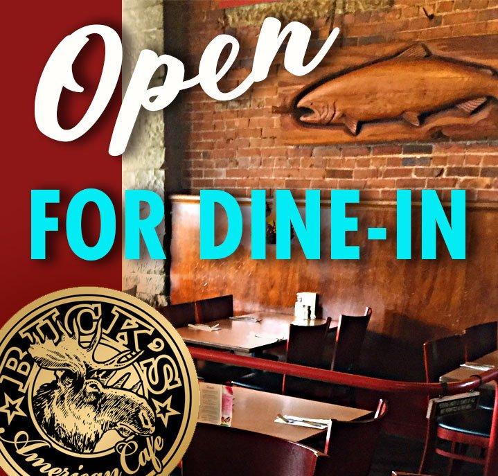 Buck's American Cafe: 2901 Hewitt Ave, Everett, WA