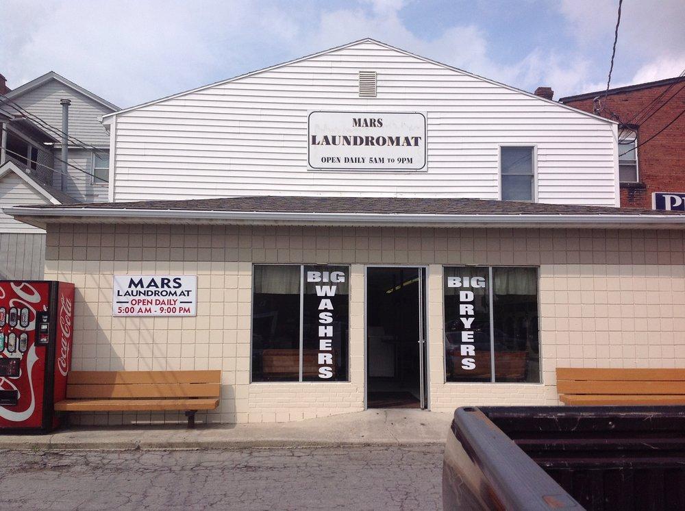Mars Laundromat: 135 Grand Ave, Mars, PA