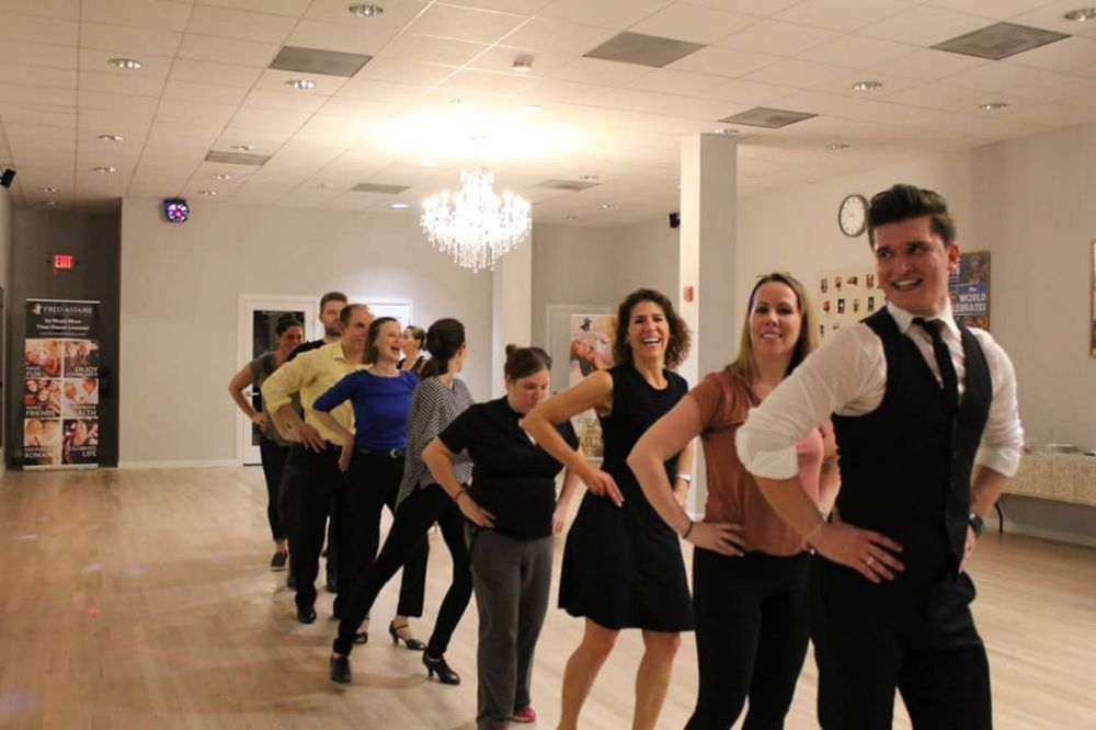 Fred Astaire Dance Studio of Mount Kisco: 69 S Moger Ave, Mount Kisco, NY
