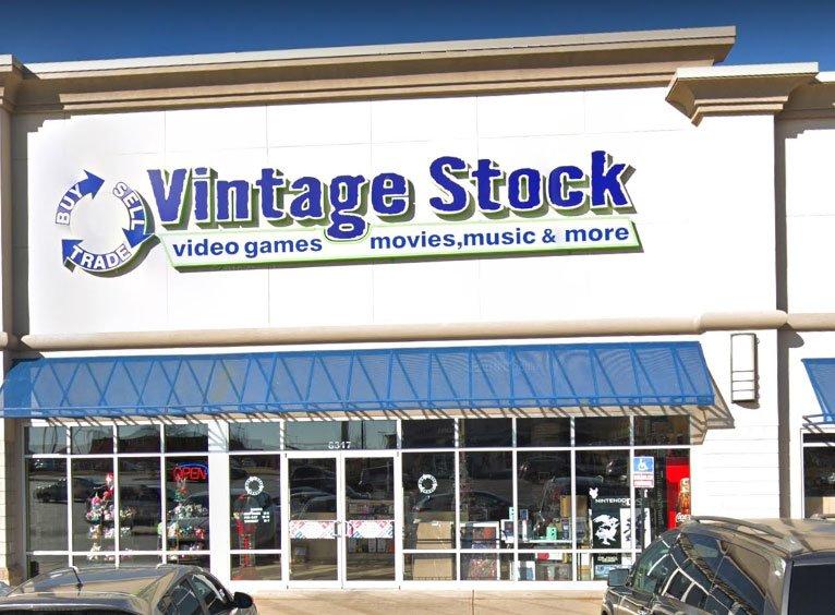 Vintage Stock: 6317 SW 3rd St, Oklahoma City, OK