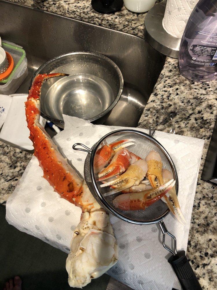 Tanner's Alaskan Seafood: 16050 Sterling Hwy, Ninilchik, AK