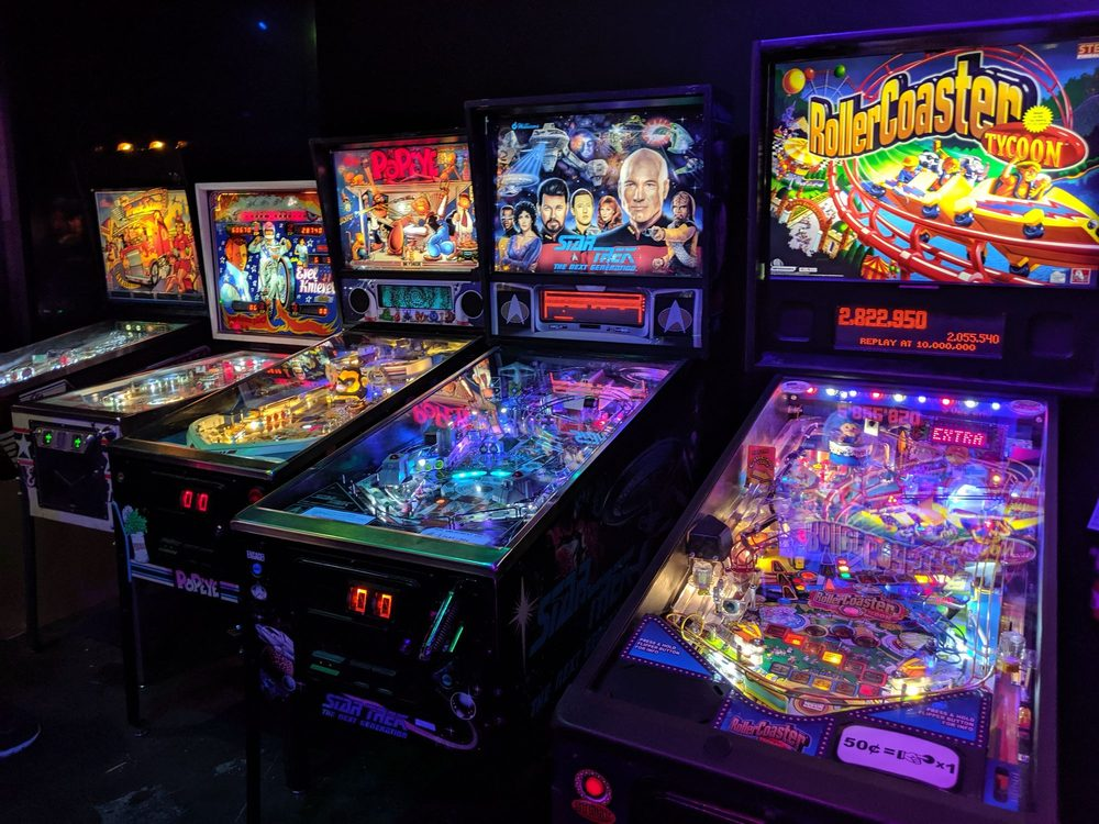Player 1 Video Game Bar - Las Vegas