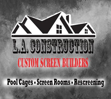 L.A. Construction | Custom Screen Builders