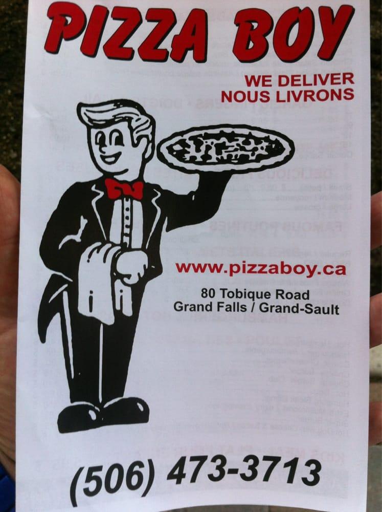 Pizzaboy Nummer