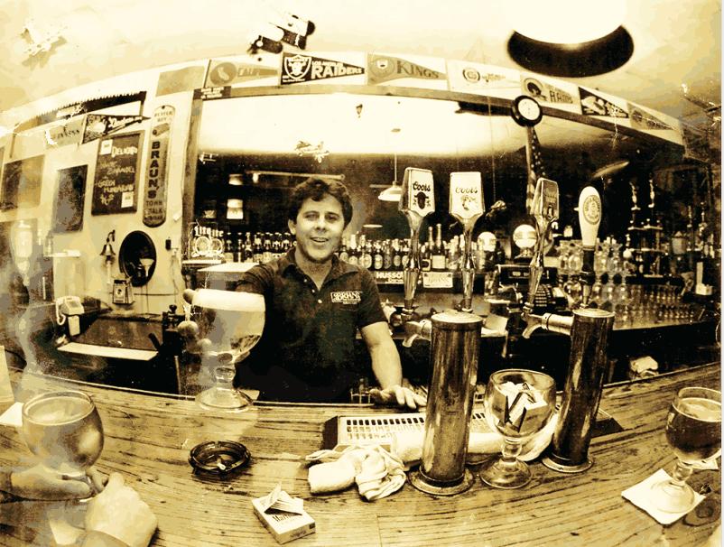 Brian's Original Sports Bar: 1944 N Placentia Ave, Fullerton, CA