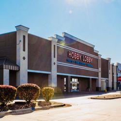 Hobby Lobby - Fabric Stores - 2402 US Hwy 34, Oswego, IL
