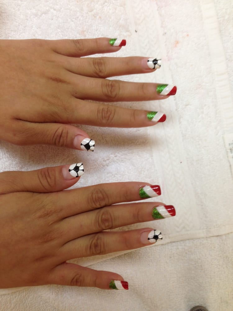The Nail Spa: 4530 Centerplace Dr, Greeley, CO