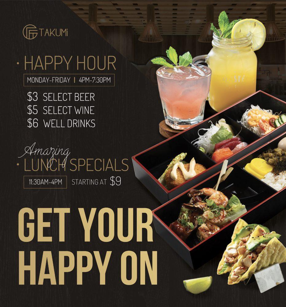 Takumi Hibachi and Sushi Lounge: 1701 Sunrise Hwy, Bay Shore, NY