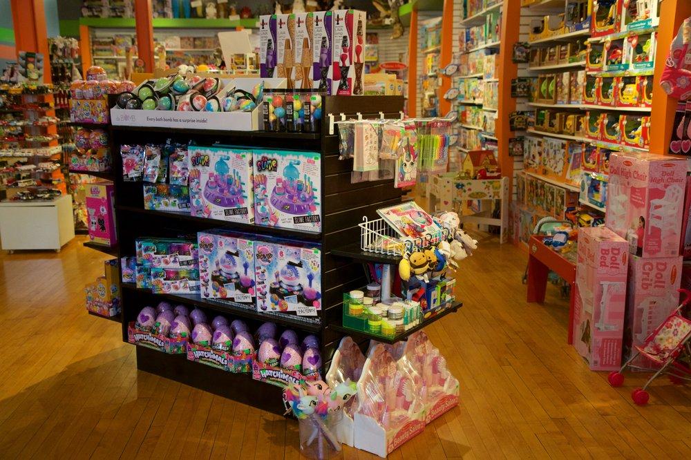 Toyology Toys - Royal Oak: 119 S Main St, Royal Oak, MI
