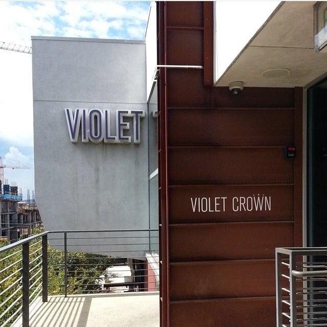 Restaurants Near Violet Crown Cinema Austin