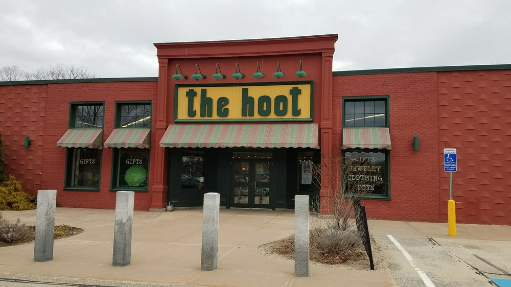The Hoot: 86 Storrs Rd, Willimantic, CT