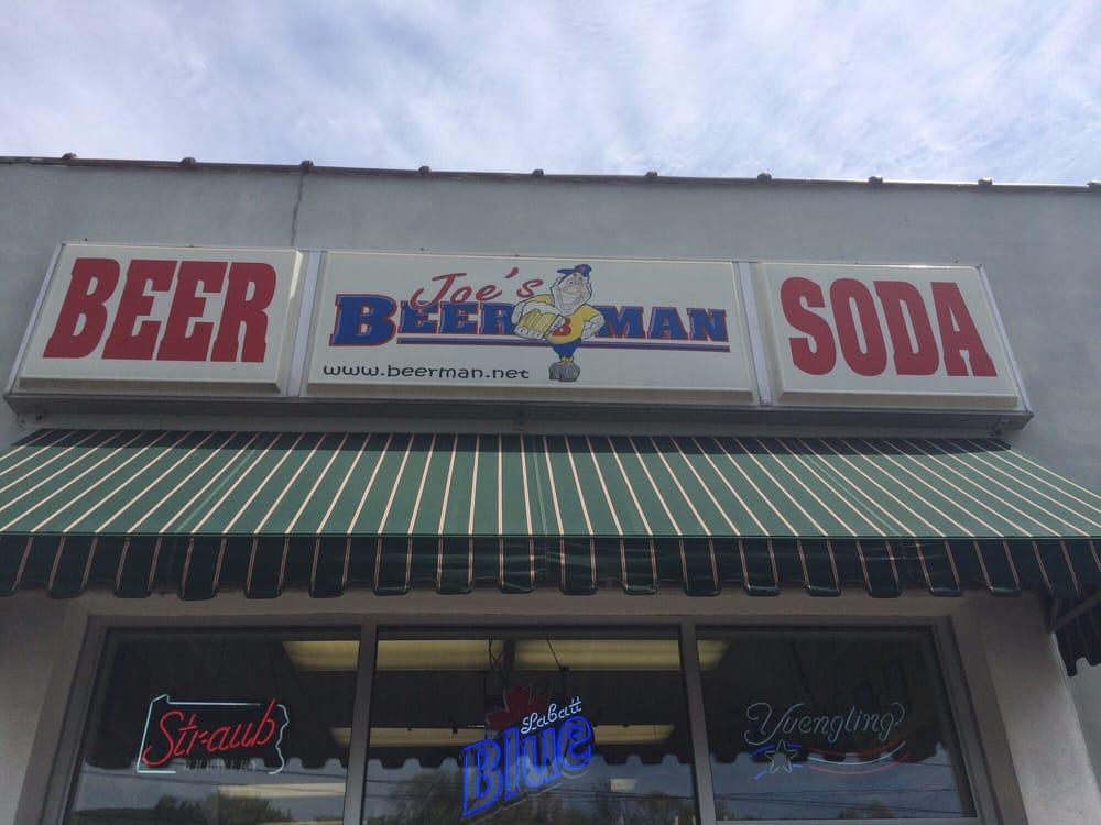Joe's Beerman: 1561 Main St, Peckville, PA