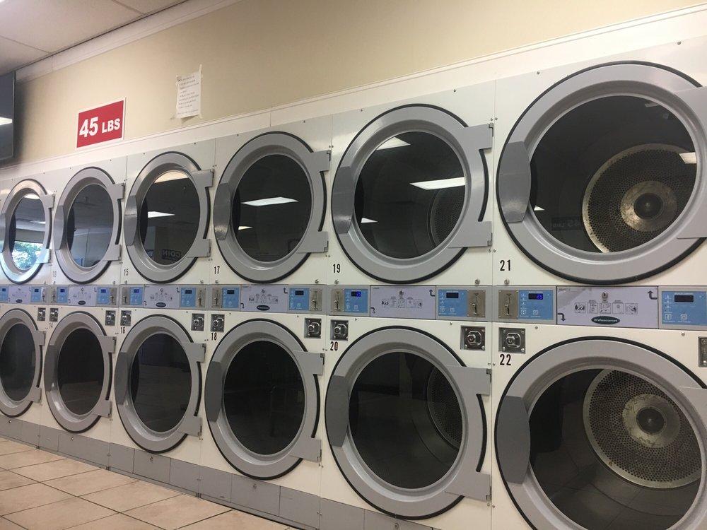 R & B Laundromat: 1234 Elden St, Herndon, VA