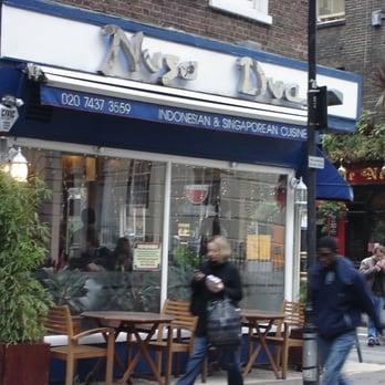 Indonesian Restaurant London Nusa Dua