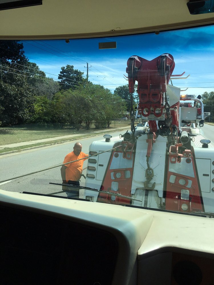 Towing business in Macon, GA
