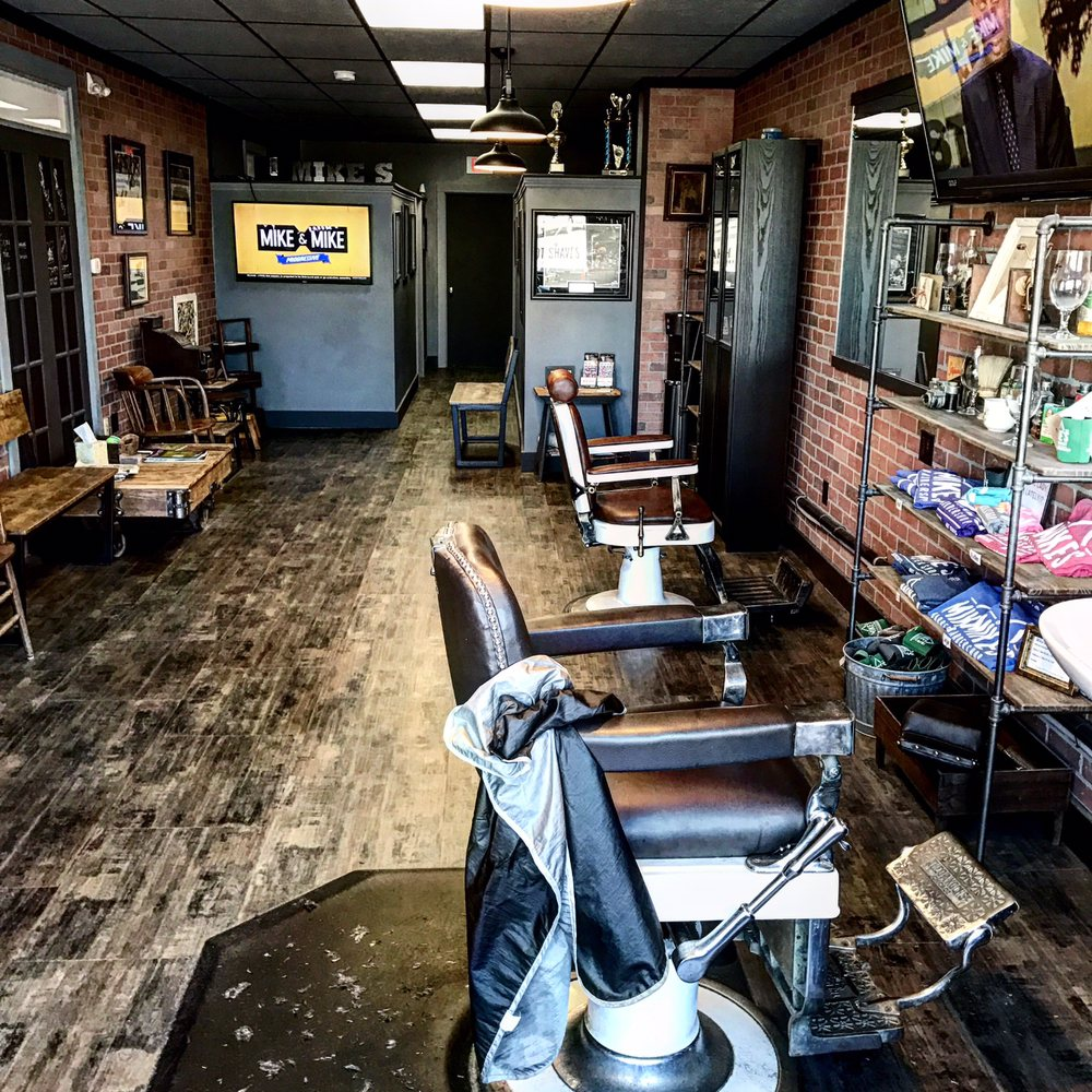 Mike's Barbershop: 100 Main St, Old Saybrook, CT