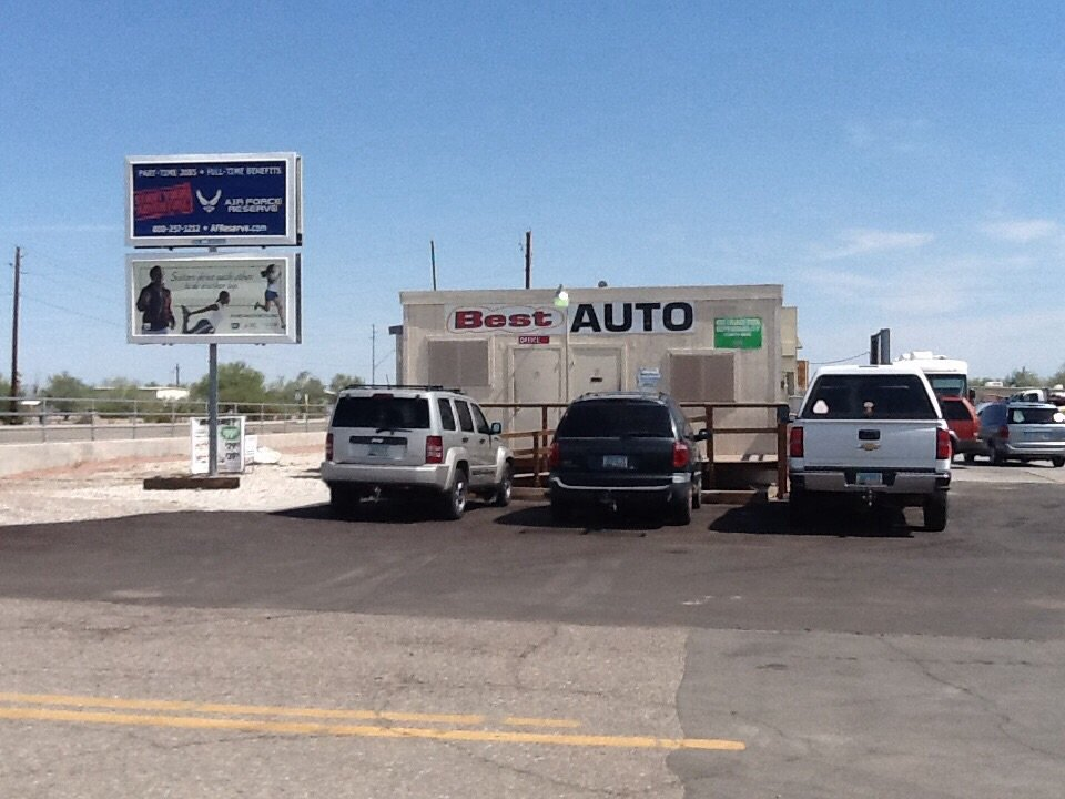 U-Haul Neighborhood Dealer: 585 N Central Blvd, Quartzsite, AZ