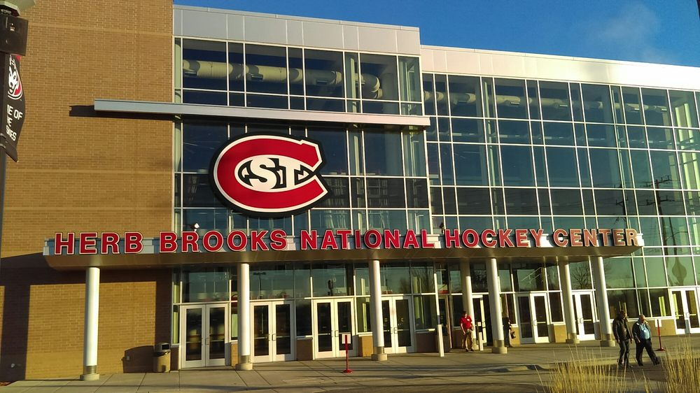 Herb Brooks National Hockey Center: 1204 4th Ave S, Saint Cloud, MN