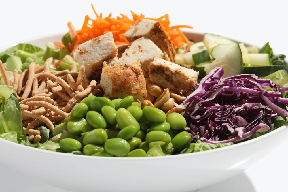 Green District Salads - Middletown: 13301 Shelbyville Rd, Louisville, KY