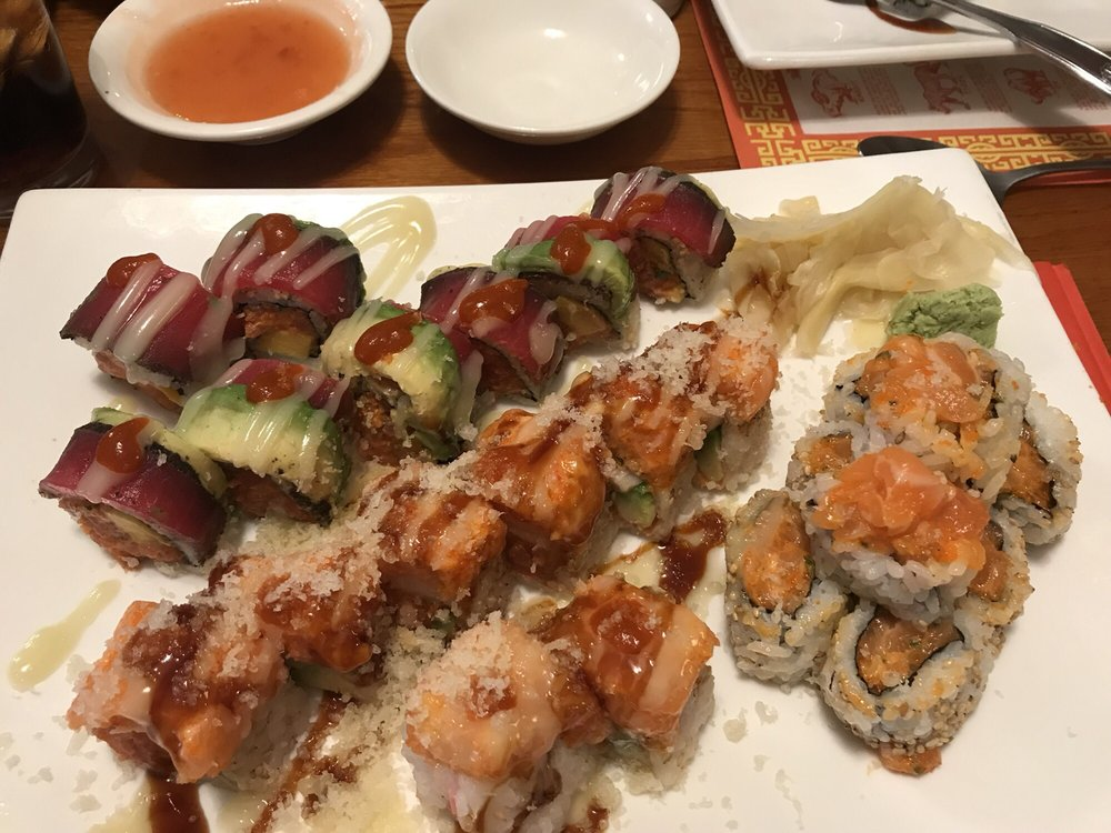 Food from Asian Delite