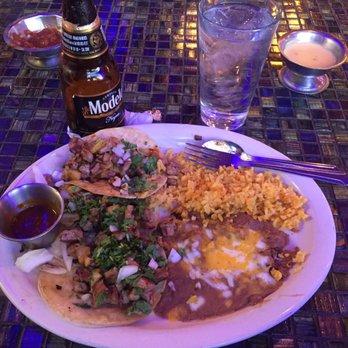 Photo Of Calvillo S Mexican Restaurant Alamosa Co United States Tacos Al Pastor