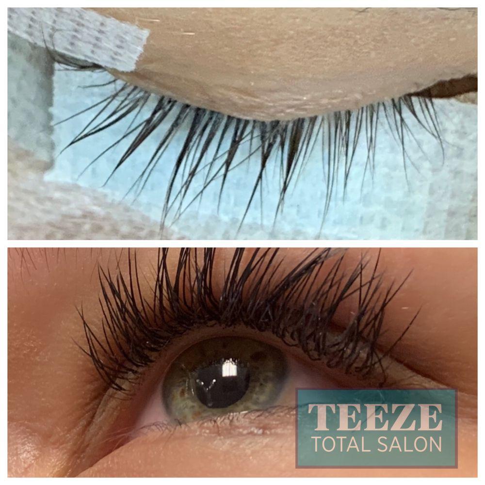 Teeze Total Salon: 1806 W Gore Blvd, Lawton, OK