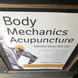 Photos for Body Mechanics Acupuncture - Yelp