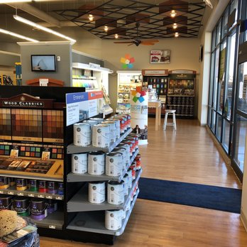 Sherwin-Williams Paint Store - Paint Stores - 552 S Chambers