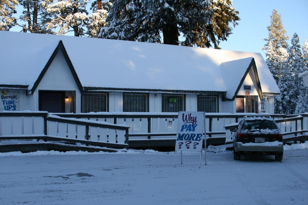 Heidi's Ski Shop: 29870 State Hwy 108, Cold Springs, CA