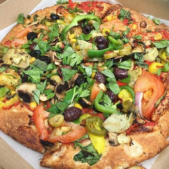 Pizza Kitchen Vegan Fort Apache