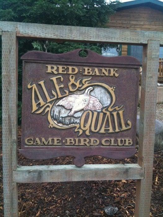 Ale & Quail Gamebird Club: 18875 Red Bank Rd, Red Bluff, CA