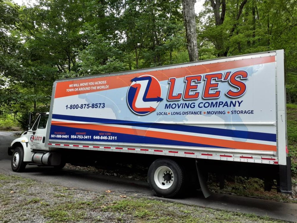 Lee's Moving Company: 820 N 8th St, Lantana, FL
