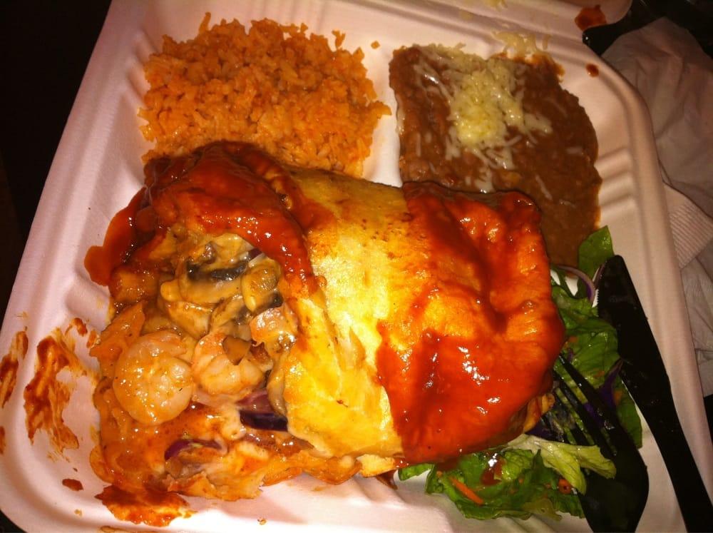 Ernesto S Mexican Food Sacramento