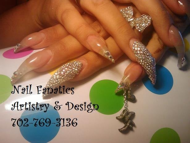 Photo Of Nail Fanatics Artistry Design Studio North Las Vegas Nv United States