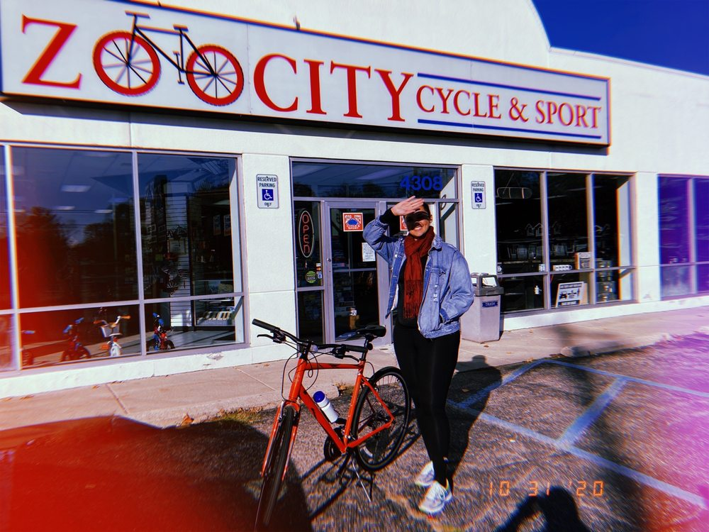 Zoo City Cycle and Sport: 4328 S Westnedge Ave, Kalamazoo, MI