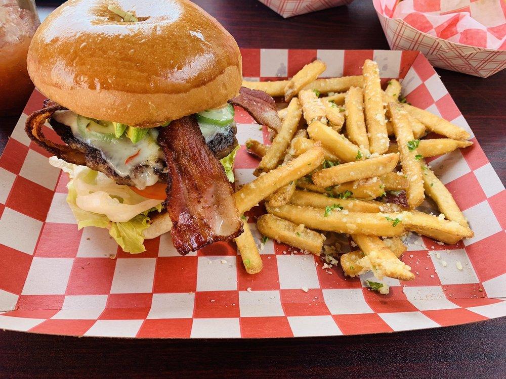Johnny's Bar & Grill: 526 San Benito St, Hollister, CA