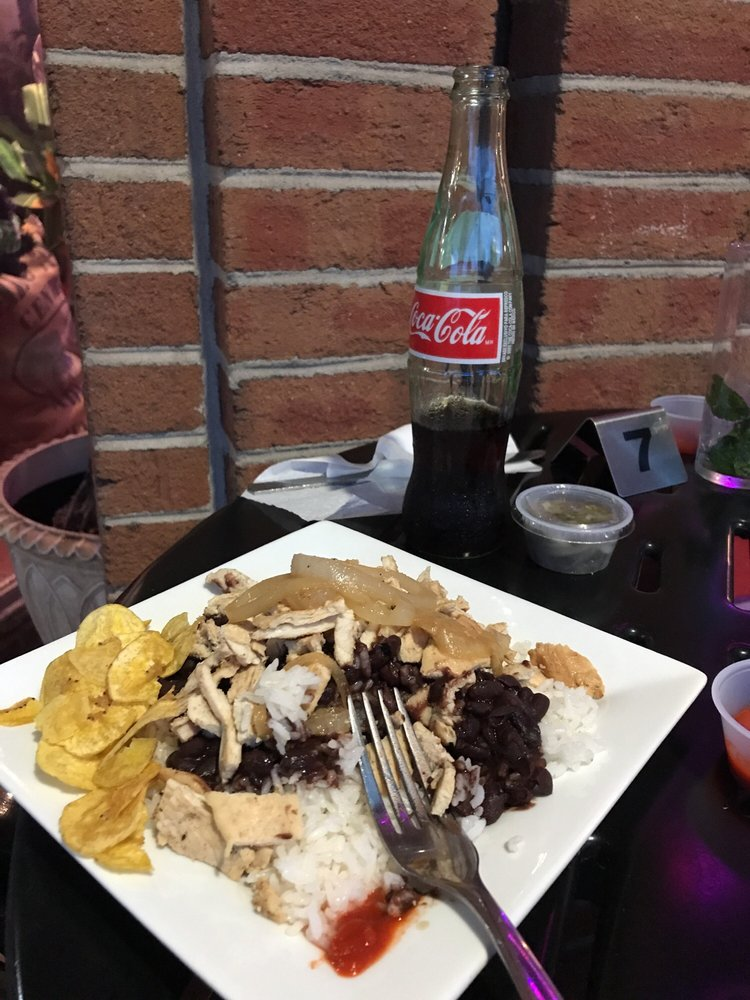 Buenavista Latin Cafe: 322 Main St, Greenwood, SC